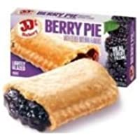 JJs Berry Pie Dessert -- 48 per case.