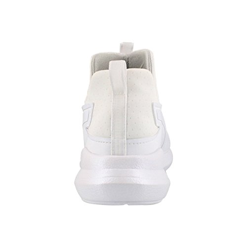 Puma Femme Rebelle Mi Wns Pointe Pointe Sneaker Puma Blanc-puma Blanc