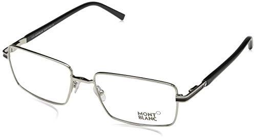 - Eyeglasses Mont Blanc MB 0709 016 Silver