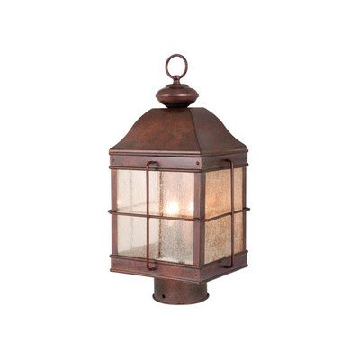 Vaxcel Revere Royal Bronze 20.5 in. Outdoor Post Light from Vaxcel