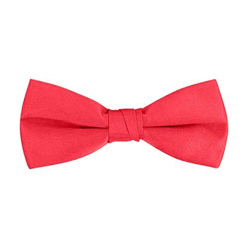 Men's Classic Pre-Tied Formal Tuxedo Bow Tie -