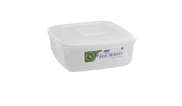 Cubo de plástico Durable fiambrera cuadrada 10L (artículo de ...