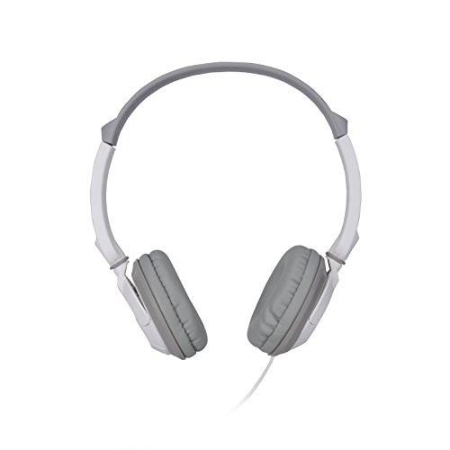 TDK Life on Record ST100 Stereo Headphones White (Tdk Wireless Headphones)
