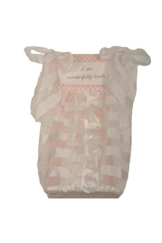 Cotton Tale Designs Heaven Sent Girl Diaper Stacker by Cotton Tale Designs