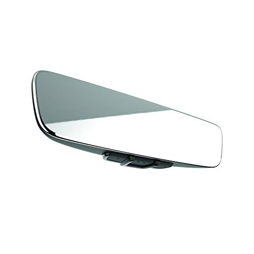 Brandmotion 1110-2521 Frameless Auto Dimming Rear View Mirror with Universal Remote Control -