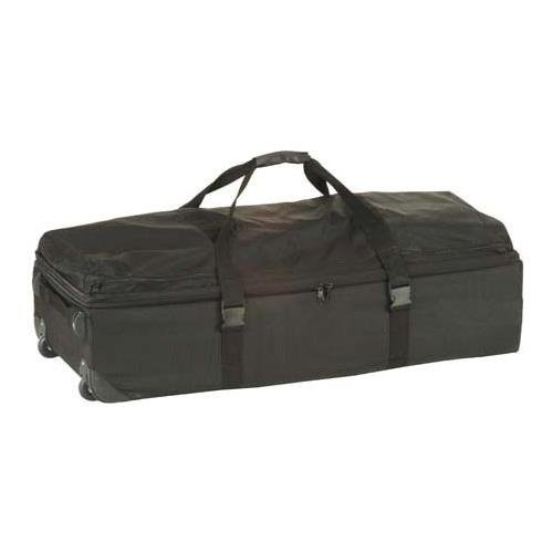 Smith Victor PL03CS Extra Large Cordura Soft Wheeled Lighting Kit Case, 18'' x 44'' x 13'' by Smith-Victor
