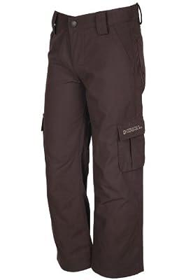 Mountain Warehouse Kids Warm Pants Fleece Lined Winter Trek pants