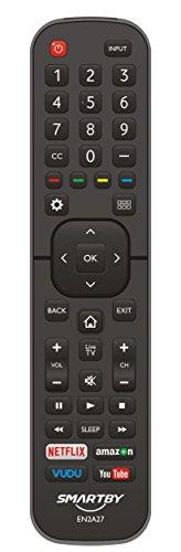 Smartby Brand new remote control EN2A27 for Hisense 55H6B 50