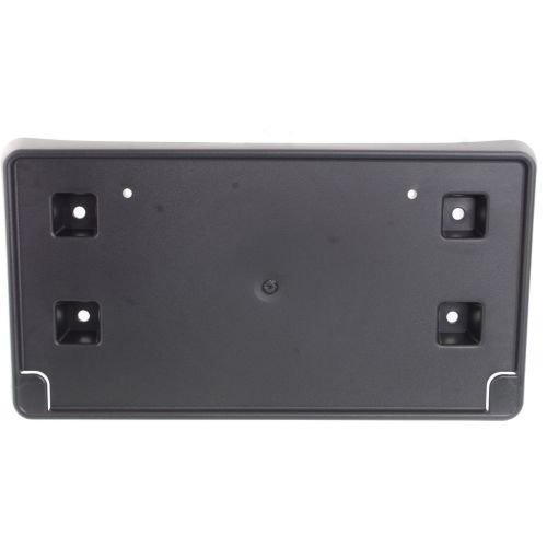 Make Auto Parts Manufacturing - FRONT LICENSE PLATE BRACKET; PLASTIC - CH1068135