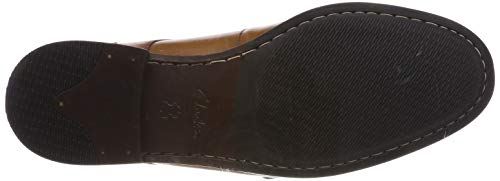 MonkMocassini Uomo Clarks Leather Edward Marronetan dexCBo