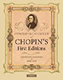 Annotated Catalogue of Chopin's First Editions