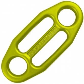 (Kong Gi-Gi Multiuse Belay Plate Yellow)