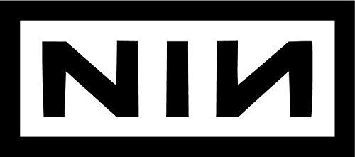 - Nine Inch Nails Rock Band Vinyl Decal Sticker- 10