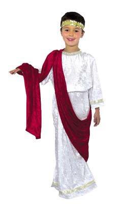 CHILD Large 10-12 Caeser Costume ()