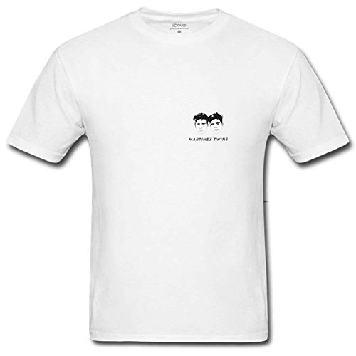Bart Perkin Men's Twins Fanjoy Collection Header Short Sleeves T-Shirt M White