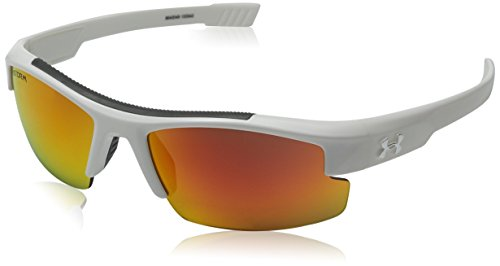 Under Armour Kids' Nitro L Sunglasses Rectangular