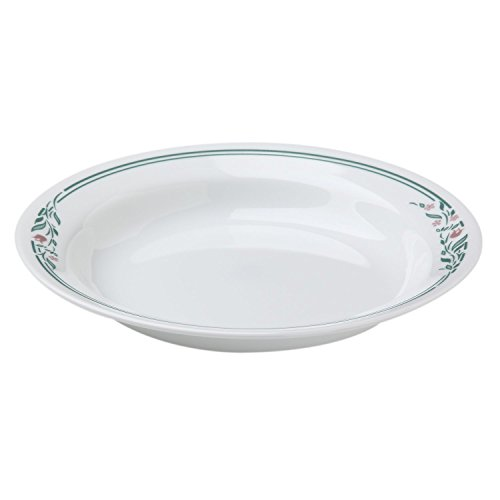 Corelle Livingware Rosemarie 15-Oz Rimmed Soup/Salad Bowl