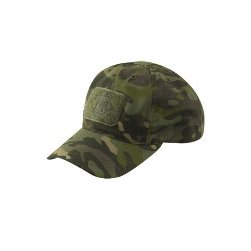 Tru-Spec Men's Camo Contractor's Cap Military Green One Size by Tru-Spec