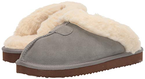 Amazon Essentials Women's Fluffy Slipper