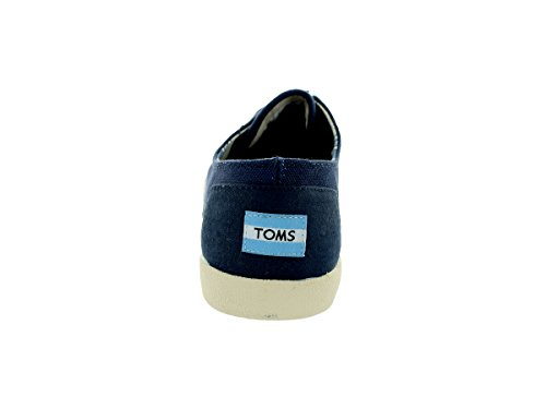 Toms Mens Paseos Sneaker Navy Canvas