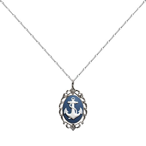 Small Anchor Pendant - 5