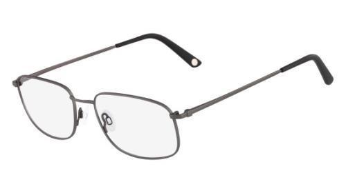 FLEXON THEODORE 600 Eyeglasses 033 Gunmetal 54-18-140 by - Theodore Glasses