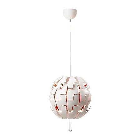 Graceful Design Design IKEA PS 2014 Pendant Lamp, White, Orange