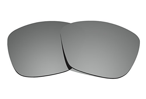 COLOR STAY LENSES 2.0mm Thickness Polarized Replacement Lenses for Oakley Hold On OO9298 Titanium Mirror Coatings by COLOR STAY LENSES