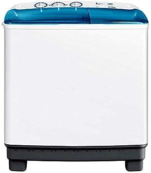 Lavadora de 10 kg de capacidad, función de lavado y secado, diseño ...
