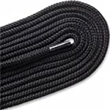 Thick Round Athletic Shoelaces 2 Pair Pack