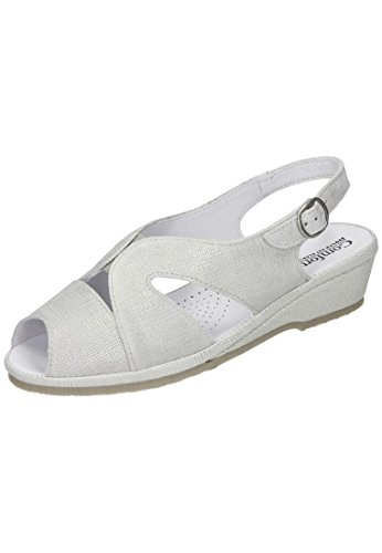 Comfortabel Women's Comfortabel Damen Sandale Fashion Sandals silver Silber Silber