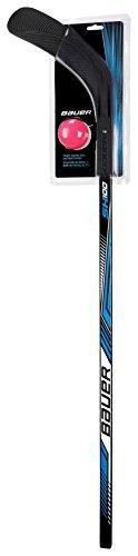 Bauer Junior Streethockeyschläger Combo 43 Zoll inklusive Ball, Sport & Freizeit, 109 cm/Links, - Rechts