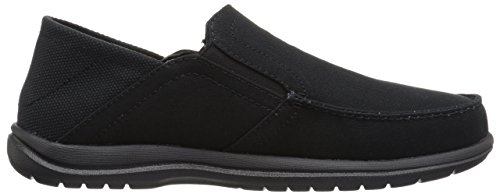 Santa Black black on Crocs Cruz Convertible Homme Slip 8U8xYPI
