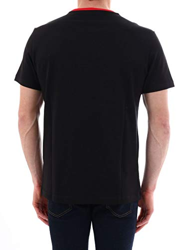 Collection Hombre shirt Negro Algodon Versace A81879a224589a92 T d6z5Bwq