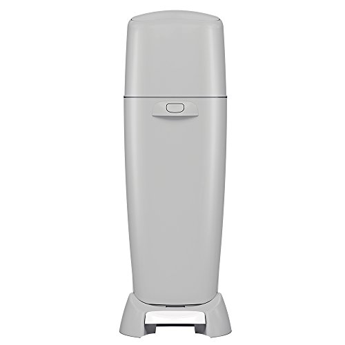 Playtex Diaper Genie Complete Diaper Pail with Odor Lock Technology, Gray