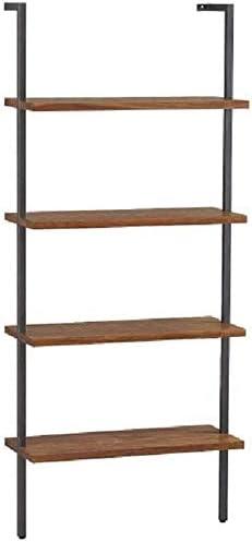 Simplicidad Creativa Estantería Estantería Escalera de Metal de 4 Niveles Estantería Estantería de Almacenamiento Inclinada Estante de Esquina Estantería Estantería Perpect para Sala de Estar Comedor: Amazon.es: Bricolaje y herramientas