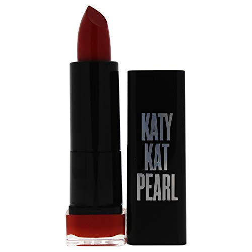 COVERGIRL Katy Kat Pearl Lipstick, Reddy To Pounce, 0.120 Ounce (packaging may vary)