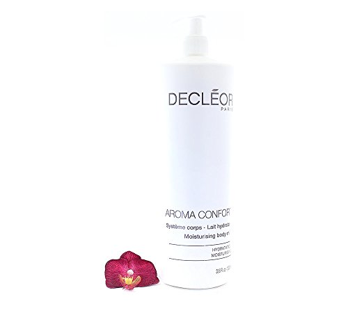 - Decleor Aroma Confort Moisturizing Body Milk for Unisex, Salon Size, 33.8 Ounce