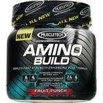 MuscleTech Amino Build Dietary Supplement (Fruit Punch)