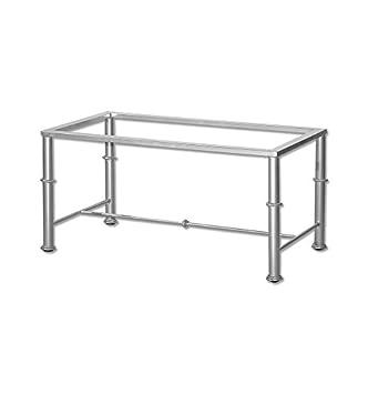 Amazonde Tisch Aus Schmiedeeisen Olivia 8 Amarillo Farbe Mit