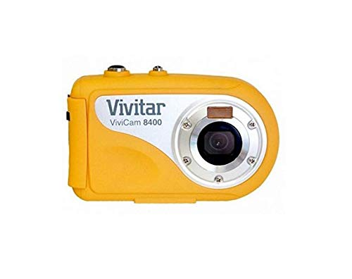 Vivitar ViviCam 8400 Underwater Digital Point and Shoot Camera