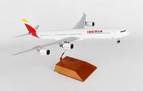 G2ibe586 Gemini 200 Iberia A340 600 Model Airplane