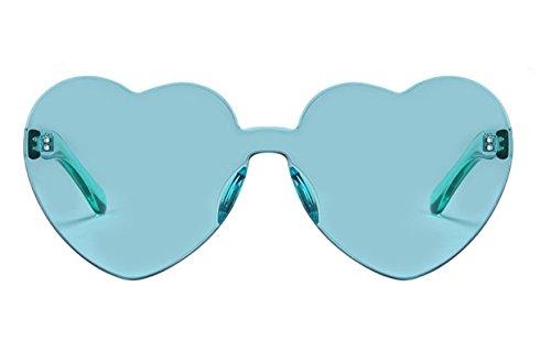 Melocotón Sol De Love JUNHONGZHANG C6 Gafas C9 Marco Sol Gafas Marinas De Sol Gafas Tendencia Gafas Sol Pc Películas Corazones De Sin De Mujer twUUq84Y