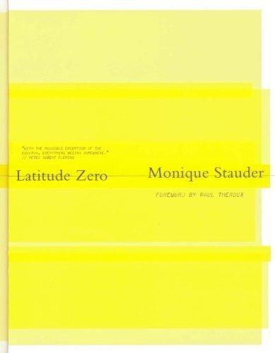 Latitude Zero (2010-09-01)