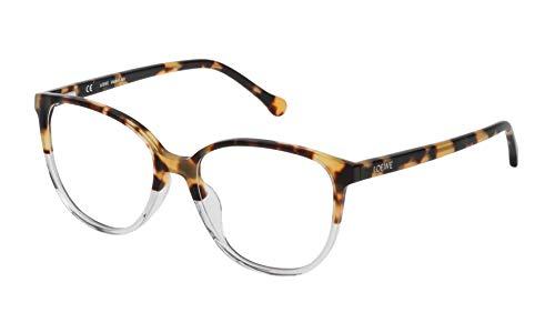 Matte 55 Unisex Gafas De Havana Monturas Vlwa17m530777 Loewe Yellow gWqBax