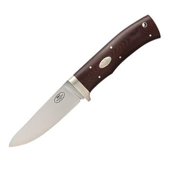 Fallkniven Cuchillo de Caza HK9 Fabricado en Acero en Polvo ...
