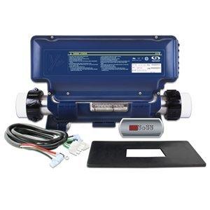 SPAGUTS Aeware, Gecko in.YE-5-H5.5 Spa Controller Kit w/Topside K200, Cords, 5.5KW -