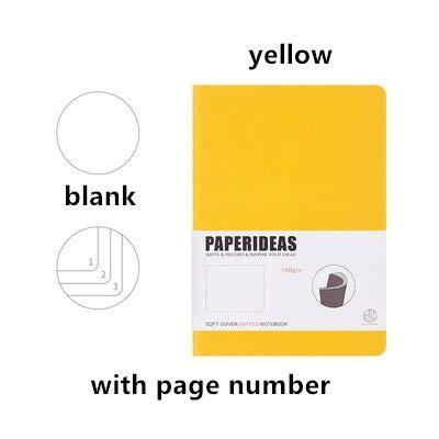 EUHOKD Cuaderno Cuaderno Punteado Agenda Planificador Agenda ...