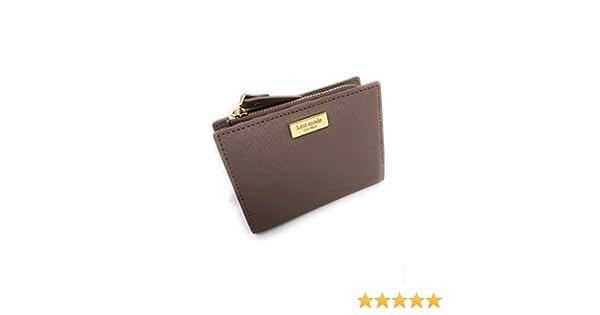 98ff2692d7e3 Amazon.com  Kate Spade Shawn Laurel Way Saffiano Leather Wallet Dusk City  Scape  Clothing
