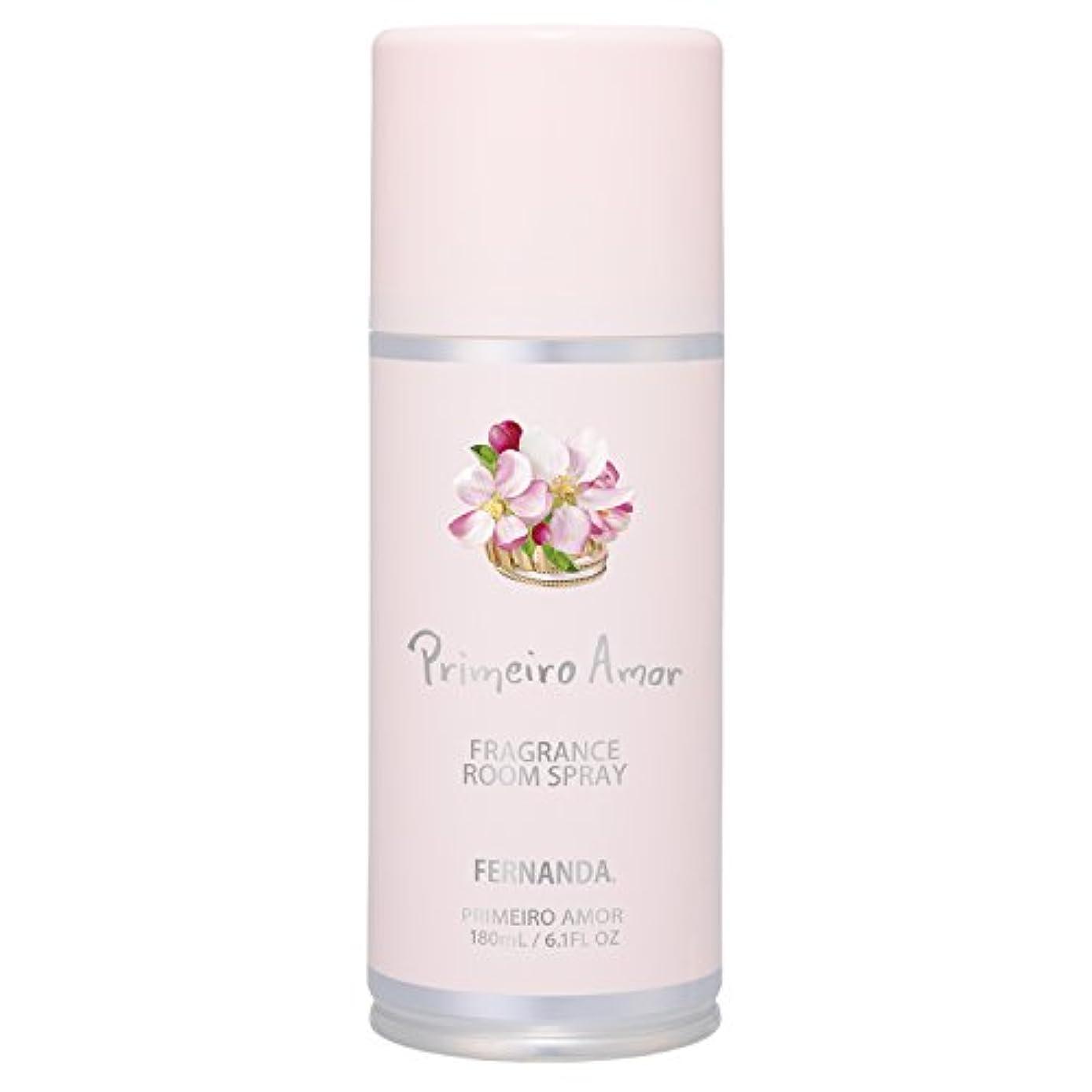 会計士実施する思春期FERNANDA(フェルナンダ) Room Spray Primeiro Amor(ルームスプレー プリメイロアモール)